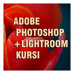 Adobe Photoshop & Lightroom kursi