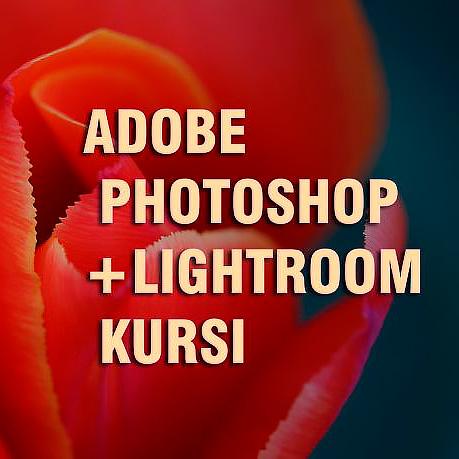 Adobe Photoshop & Lightroom kursi